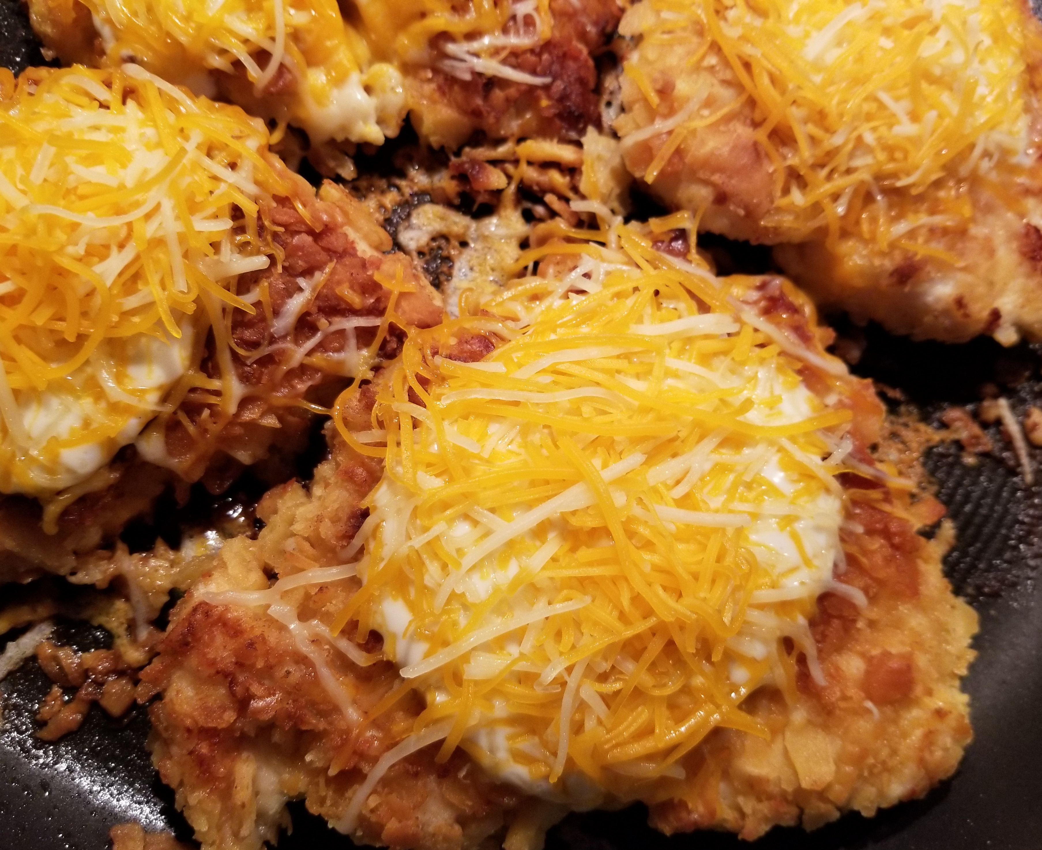 Cheezy Cheez-it Chicken