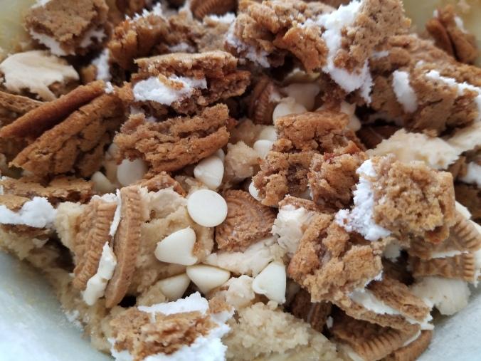 oatmeal creme pie carrot cake oreo cookie dough
