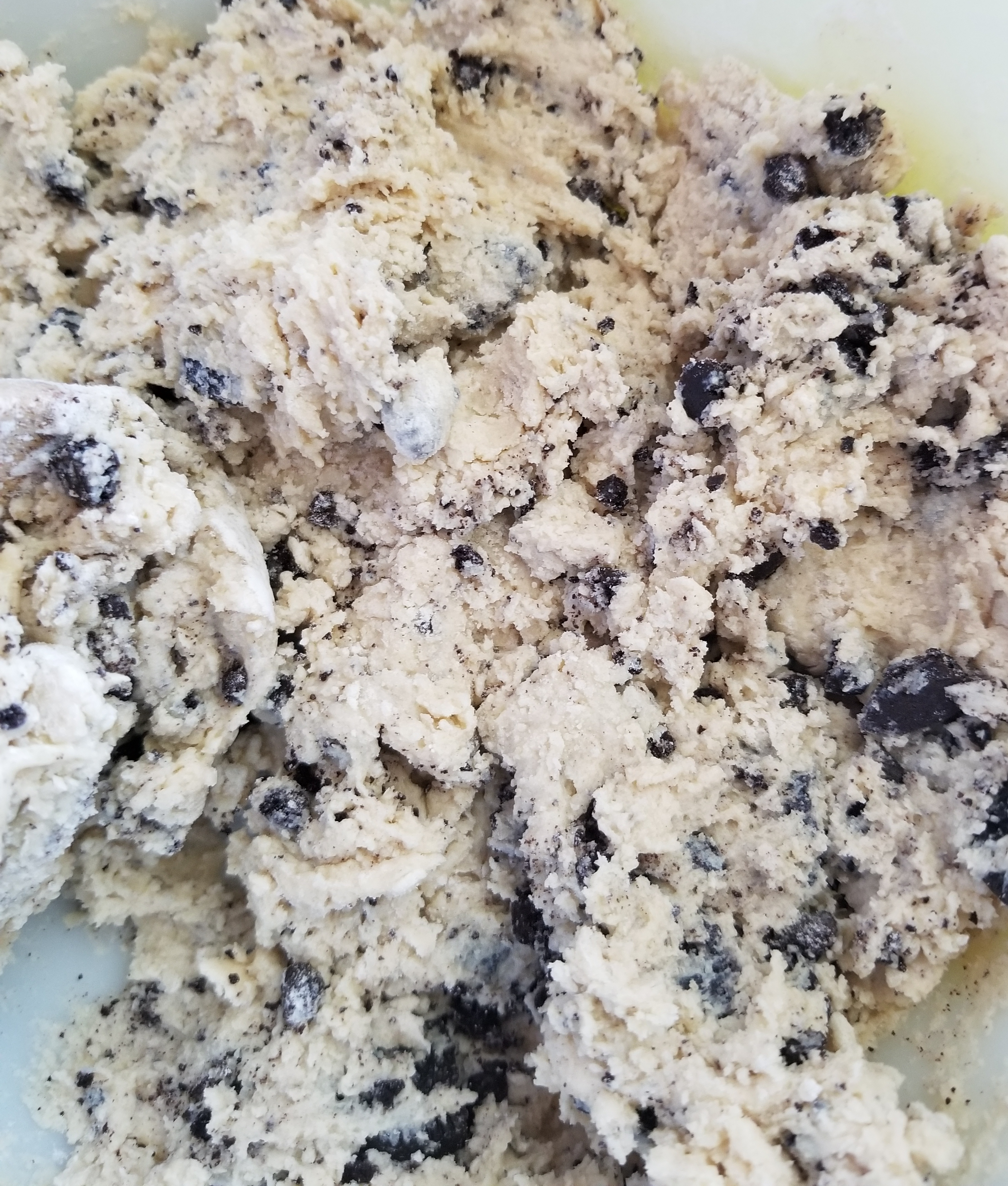 oreo pudding cookie dough